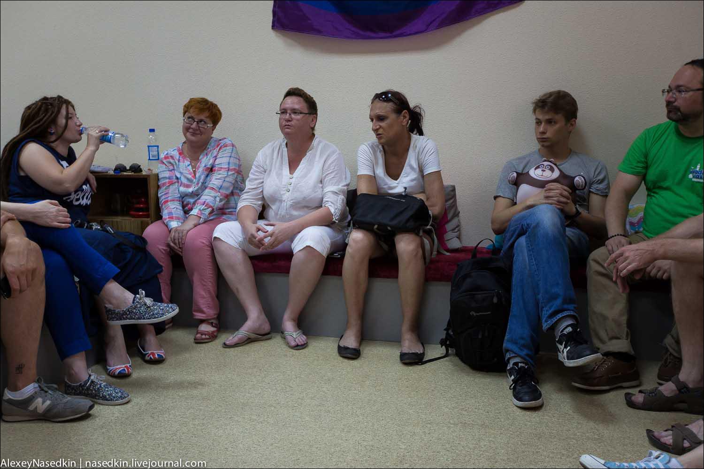 Дремучая гомофобная Россия