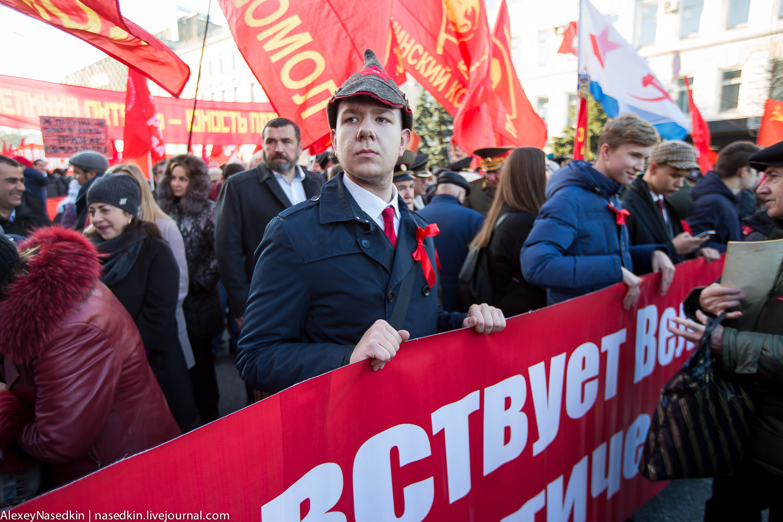 Россия, XXI век. Дело Ленина и Сталина живёт и процветает