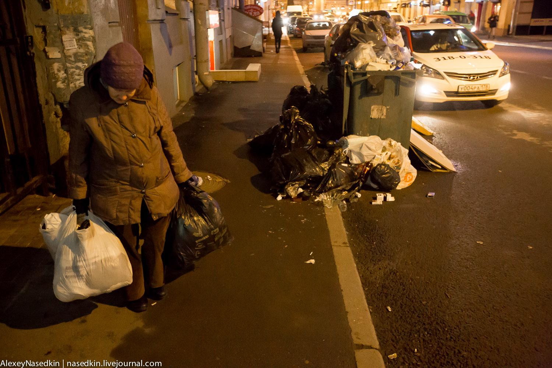 Из-за коронавируса на улицах появились мародёры