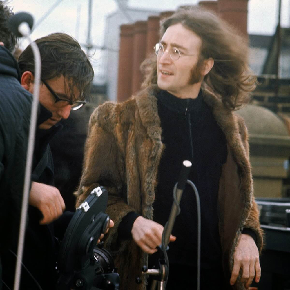 Питер Джексон готовит документальный фильм про Beatles иальбом «Let ItBe»