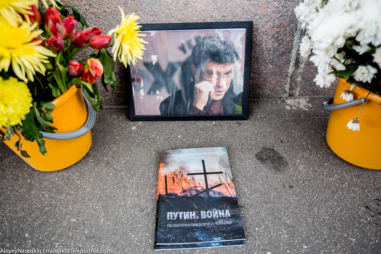 В России боятся даже мёртвого Немцова (видео)