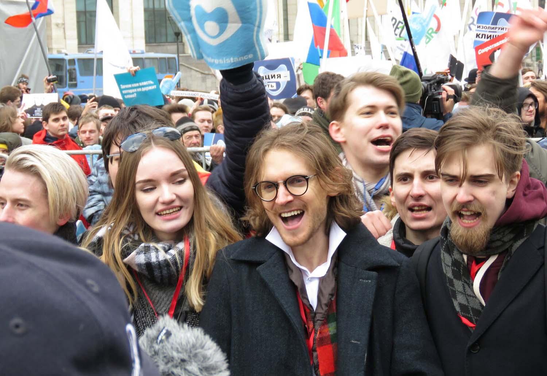 Русский протест: уж какой есть (фото, видео)