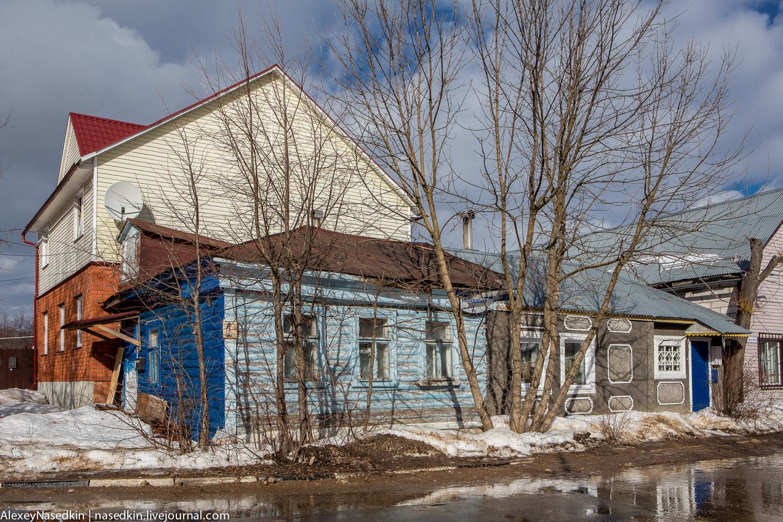 Тлен и обаяние русской провинции (фото)