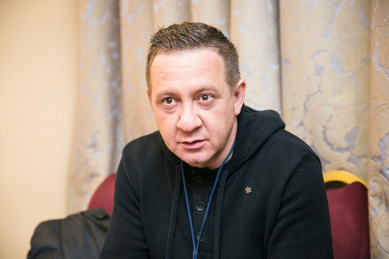 Журналист Айдер Муждабаев всё