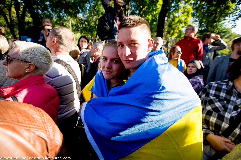 Русские на Украине сошли с ума