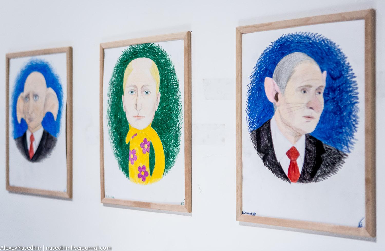 Выставка, которая шокирует 86% россиян