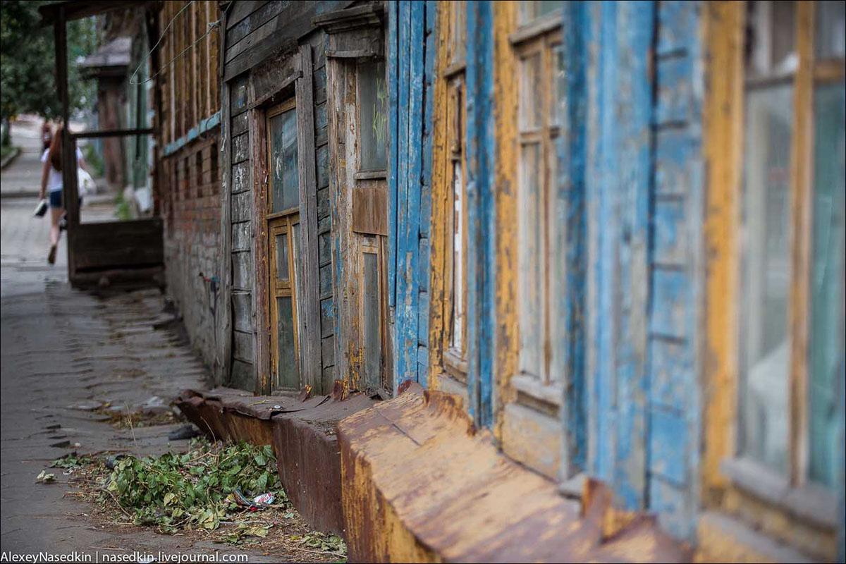 Это самая большая проблема российских городов