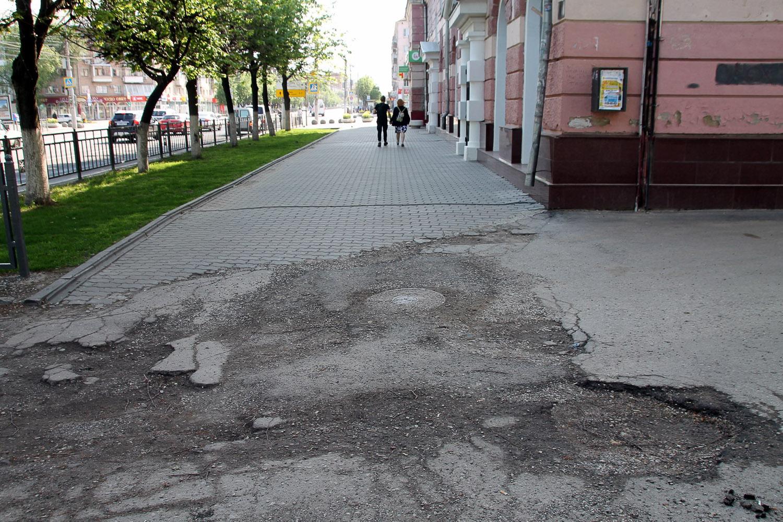 Российский город глазами жителя Германии (фото)