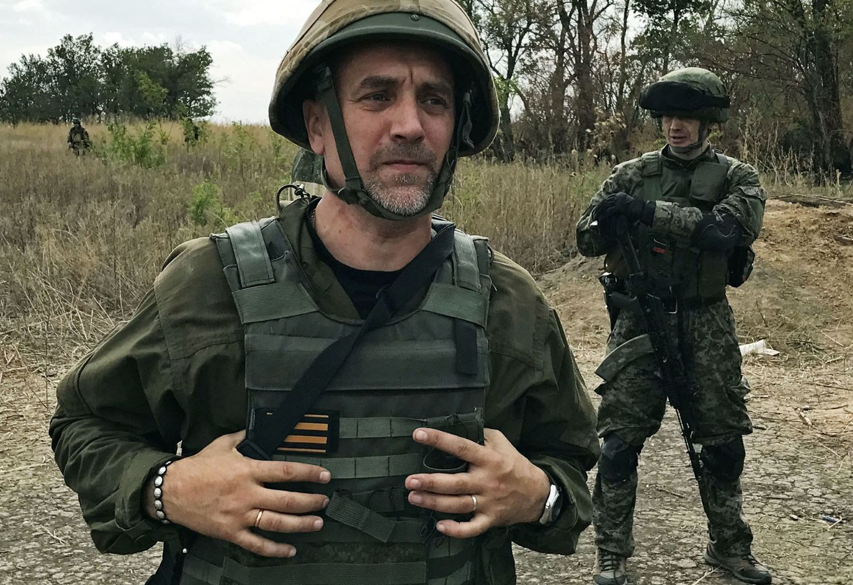 Военный преступник Захар Прилепин вскрылся
