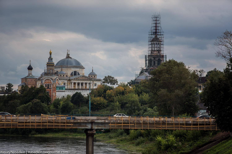 Красота и ужас русской провинции. Торжок