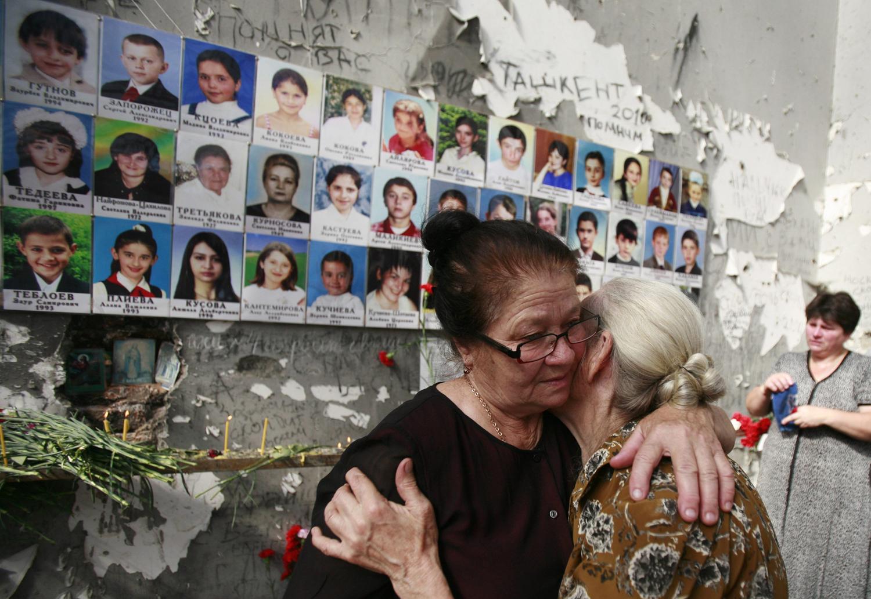 Беслан: 15 лет позорной странице российской истории