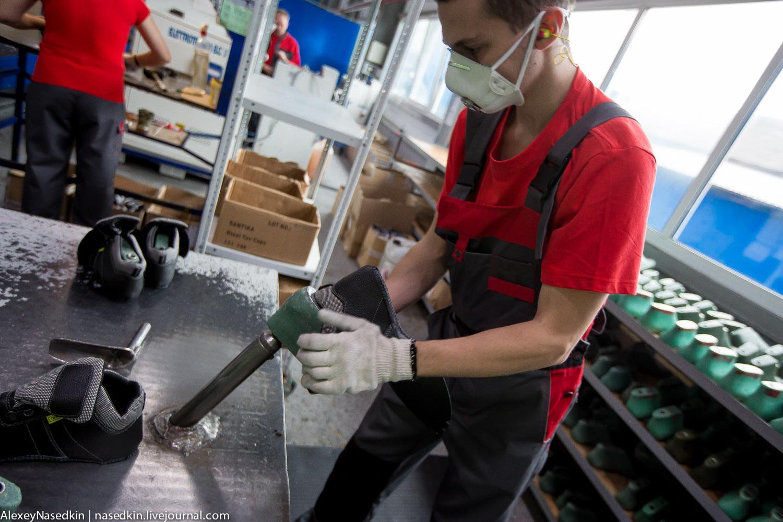 Как в русской провинции делают обувь