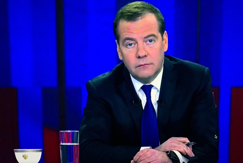 Топ-13 самых ярких фраз Медведева на сегодняшней прессухе