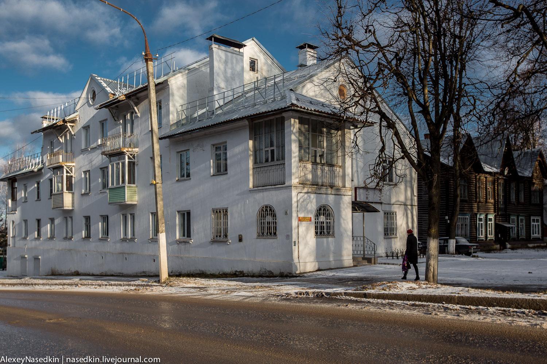 Городок, где очень любят Единую Россию