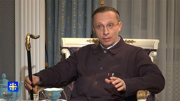 Иван Охлобыстин: Европа станет частью России