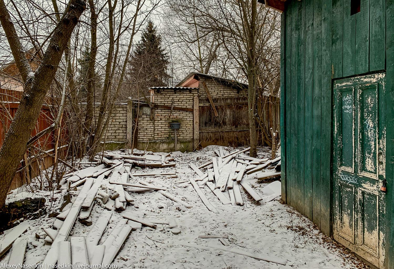 XXI век. Жизнь в километре от Москвы