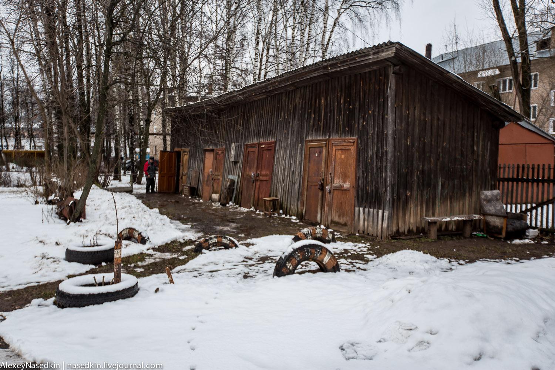 Тлен и очарование русской провинции