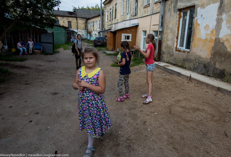 Голодающие россияне умоляют о помощи