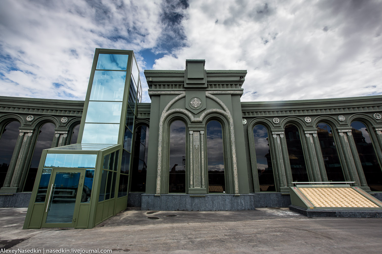 Главный храм Вооружённых сил РФ. Какой он на самом деле?