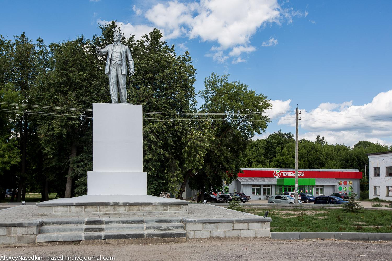 Мёртвая русская провинция