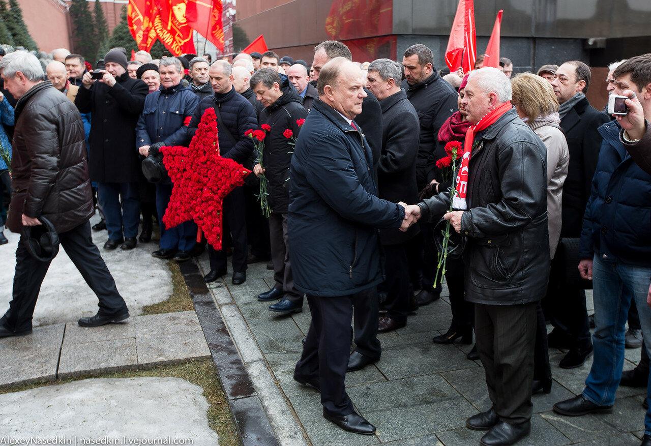 Что случилось с Геннадием Зюгановым?