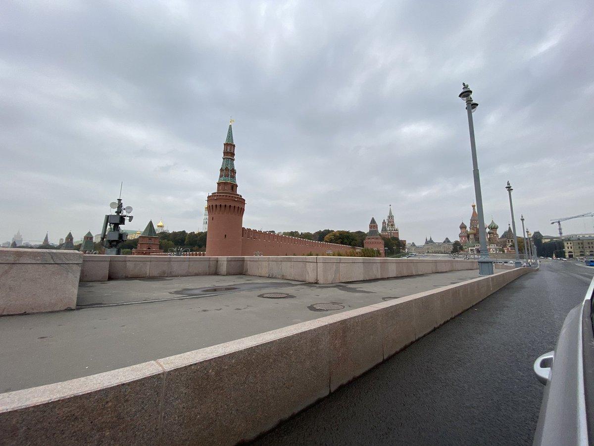 Что произошло на Большом Москворецком мосту?