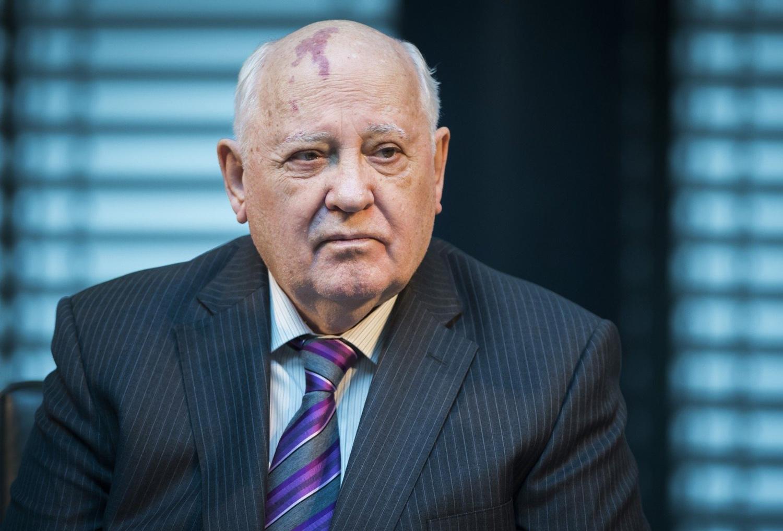 Горбачёв - самый миролюбивый правитель СССР