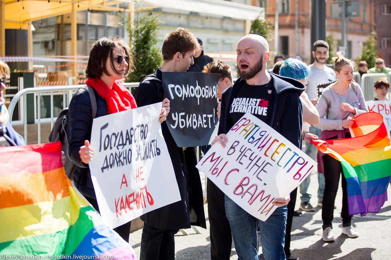 Россия обязана узаконить однополые союзы