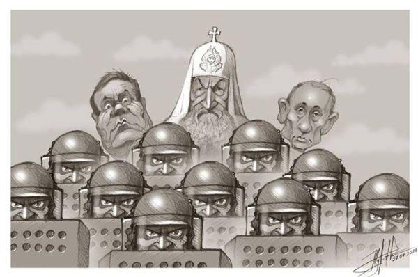 Австралия: Поддержка РФ террористов на востоке Украины очевидна - это не кучка мятежников, а очень профессиональные бойцы - Цензор.НЕТ 5320