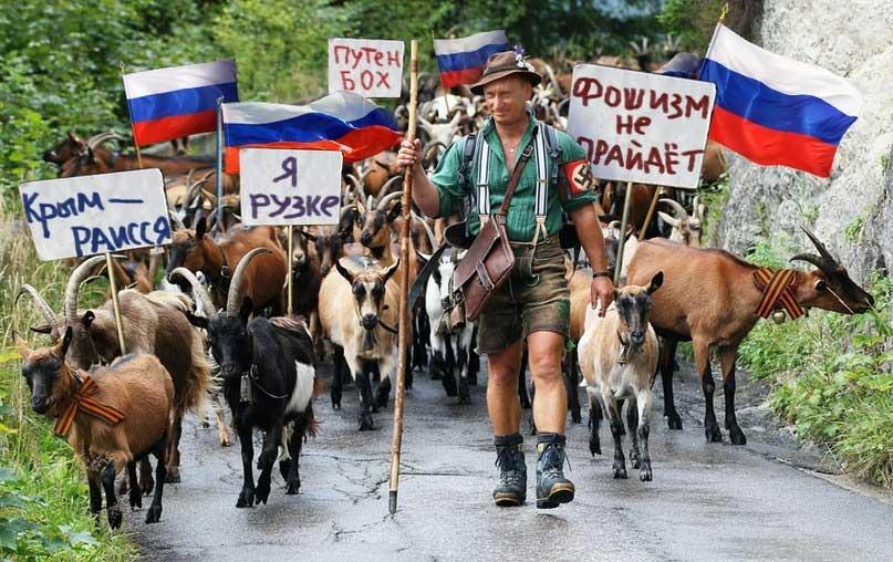 Генконсульства РФ в Одессе и Харькове приостановили работу на несколько дней - Цензор.НЕТ 8555