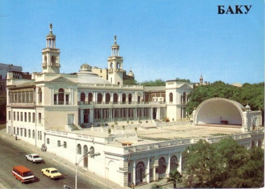 Баку филармония