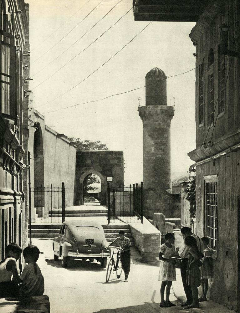 Баку Ичери шехер