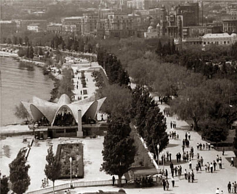 Баку бульвар