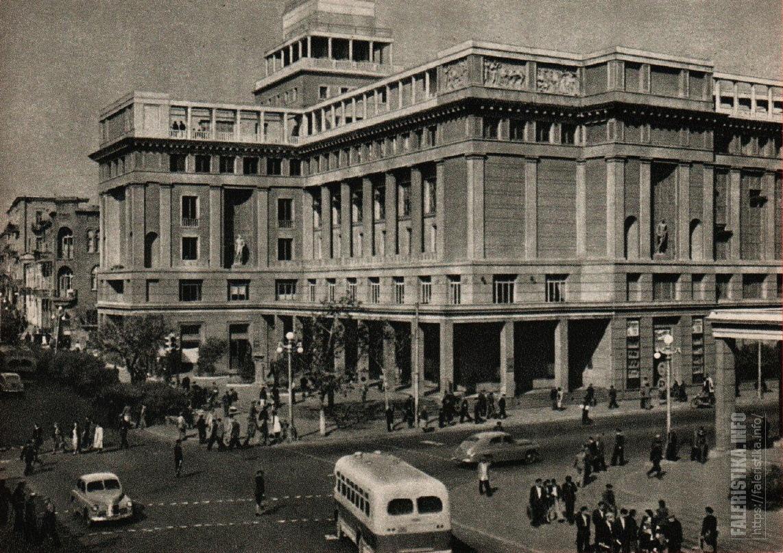 Баку кинотеатр Низами
