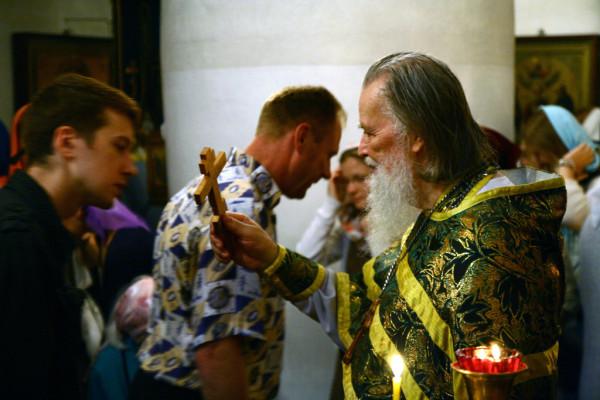 о.Павел и Виктор