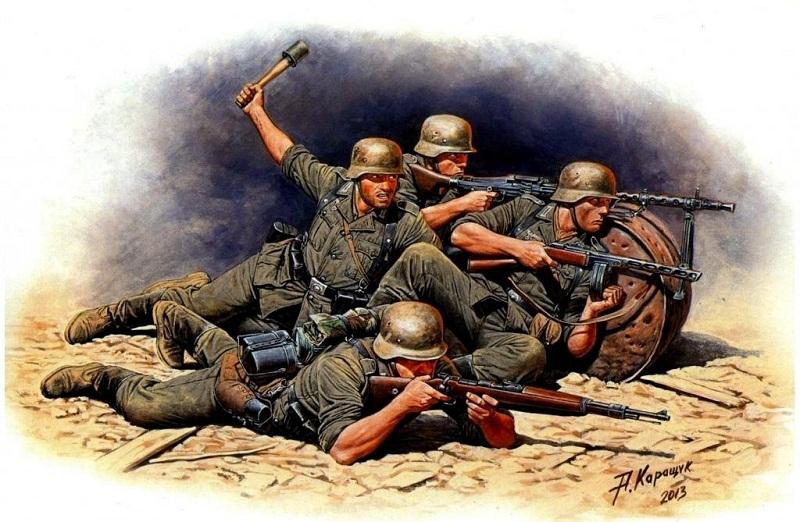 InfanteriaalemanadefendiendounaposicionenelfrentedelEsteAndreyKarashchukBoxartMasterBox_zpsc0b45635