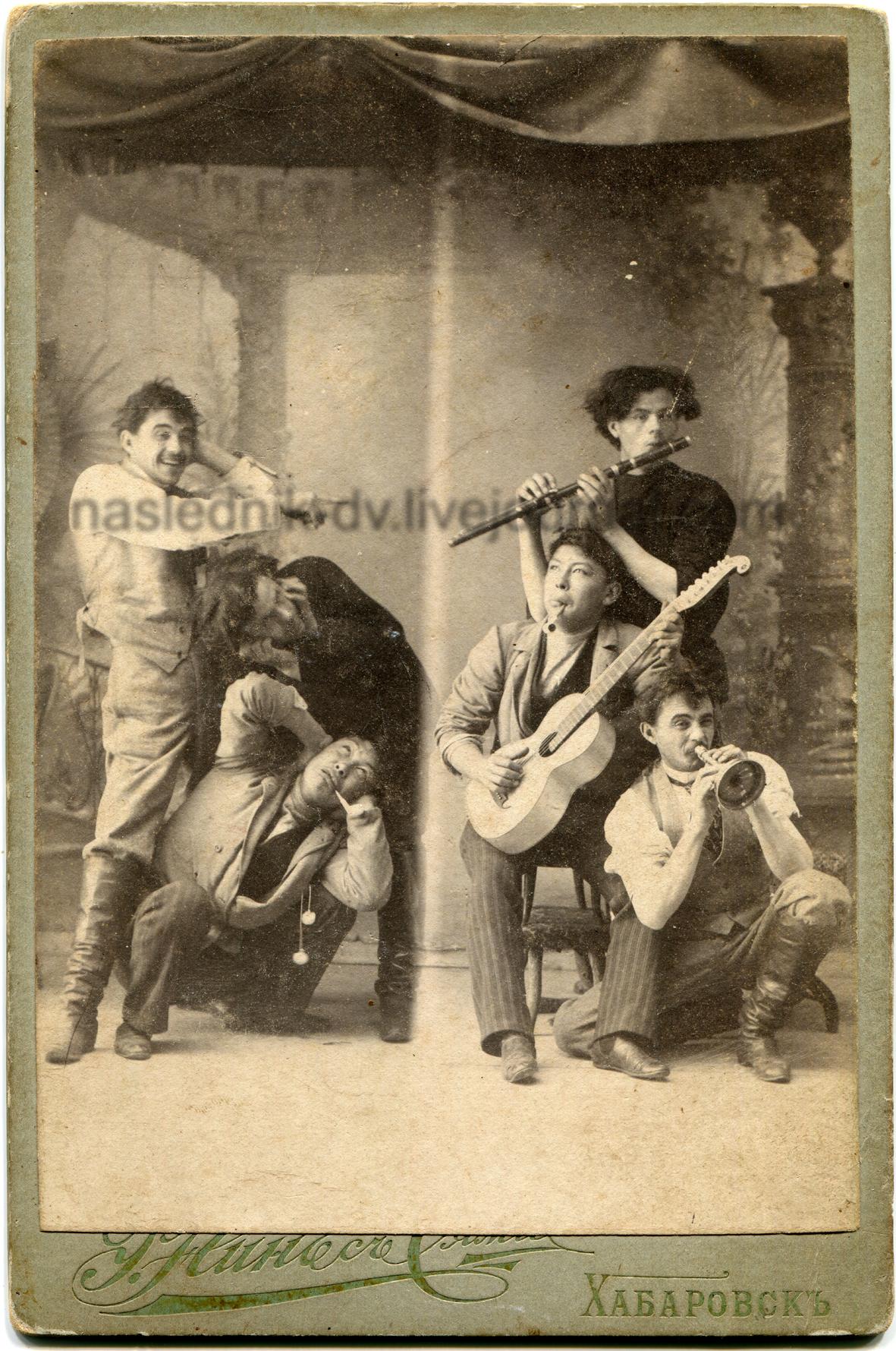 Ок. 1904 года