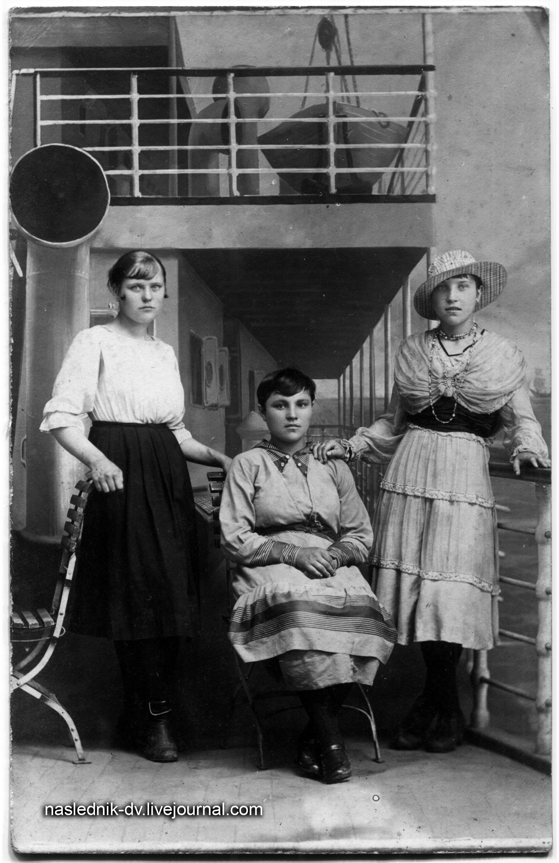 Владивосток (?), ок. 1920. Коллекция автора