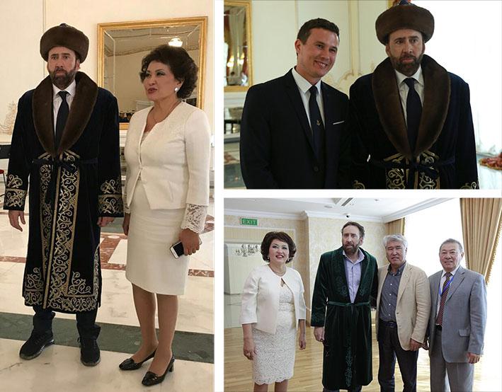Николас кейдж в казахстане приколы картинки