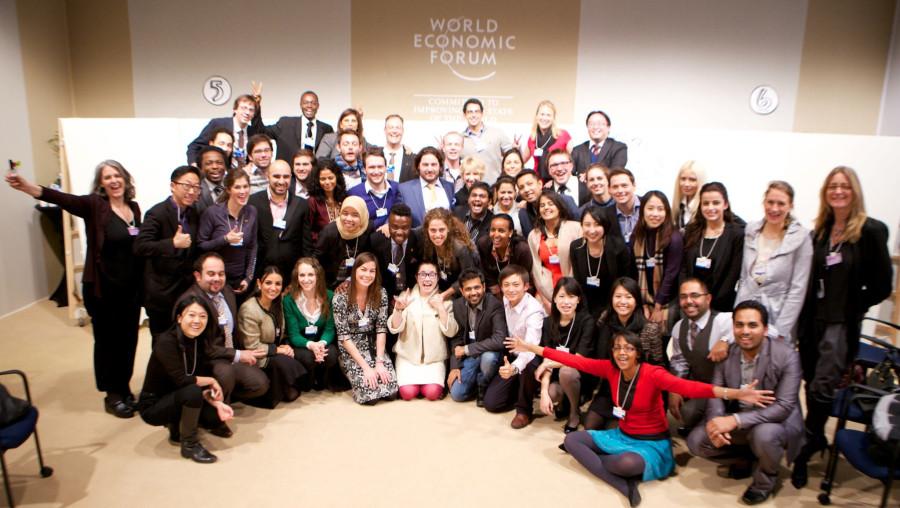 Global Shapers in Davos