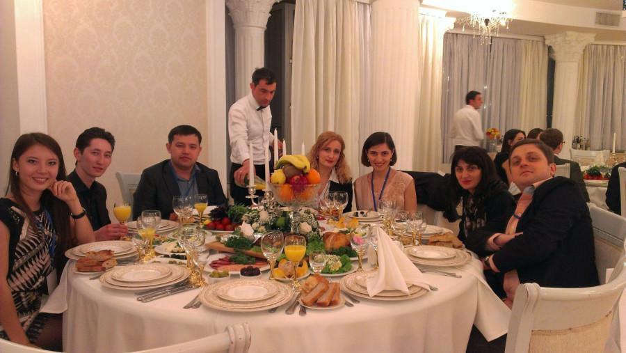 Dinner Baku