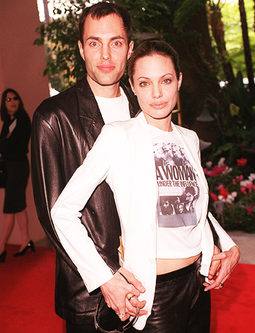 angelina jolie and her brother relationship