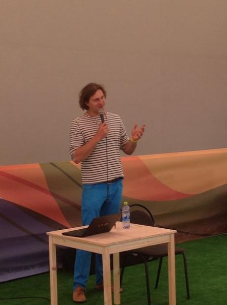 Виктор Набутов, 2 метра сарказма и честности