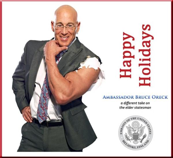 USA ambassador
