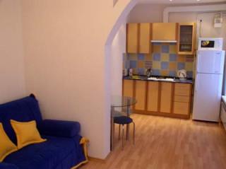 Квартира на Бунина