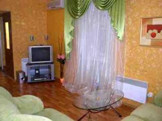 Квартира на Преображенской
