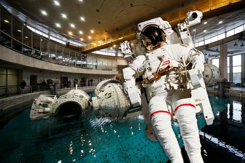 Космос нужен, чтобы туда переселиться считает летчик-космонавт Андрей Борисенко