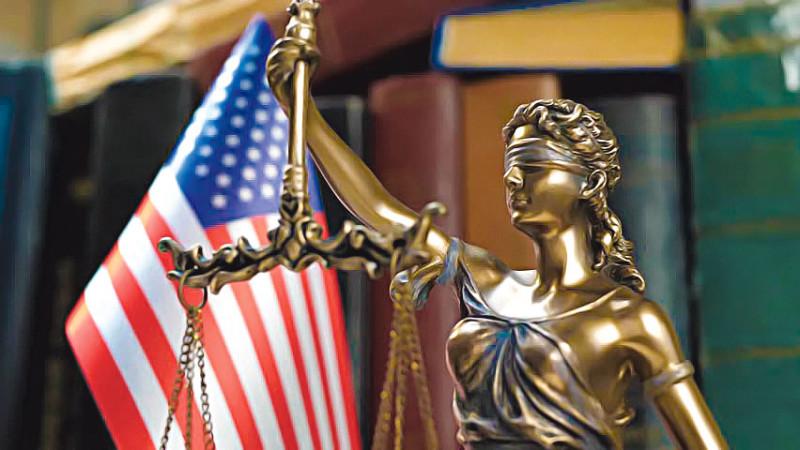 Правосудие в Штатах? Да вы шутите!