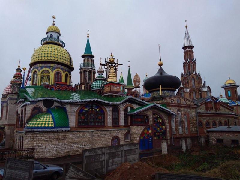 Чудо-место - Храм всех религий
