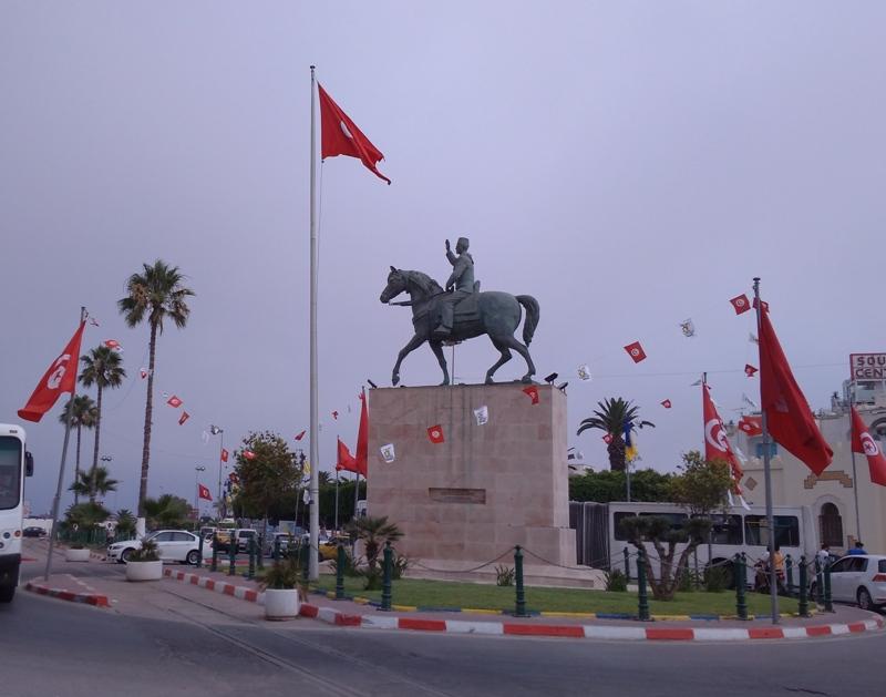 Прогулки по Тунису: Медина города Сусс